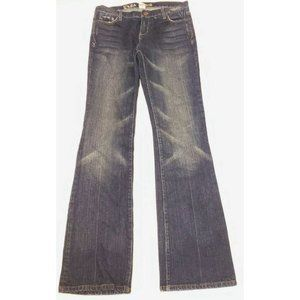Abercrombie & Fitch Womens Ezra Fitch Distressed